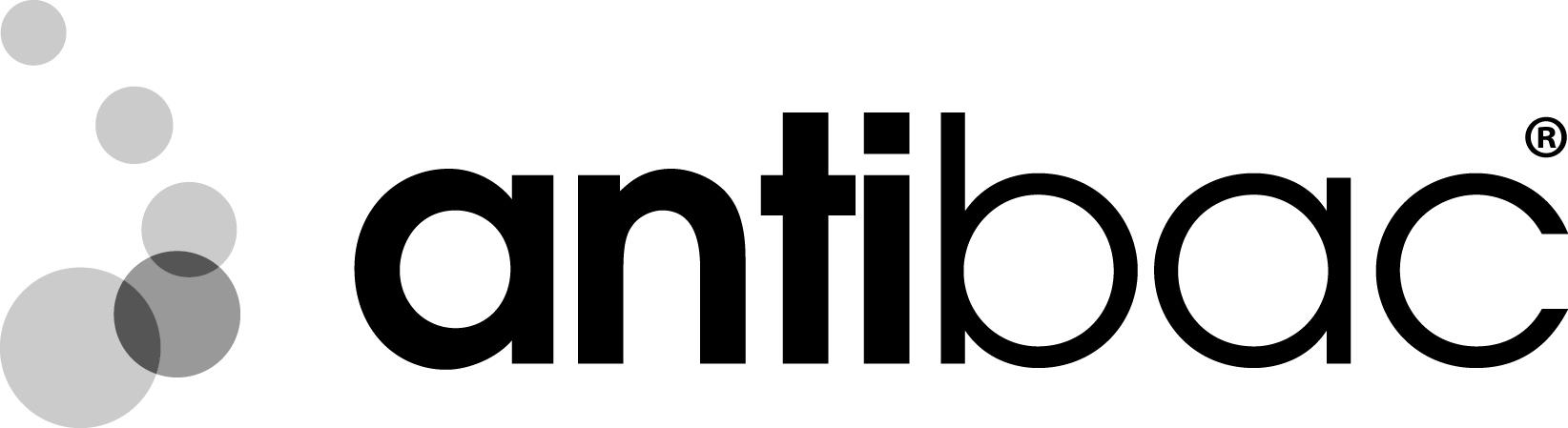 Antibac_logo_Graa_u_payoff